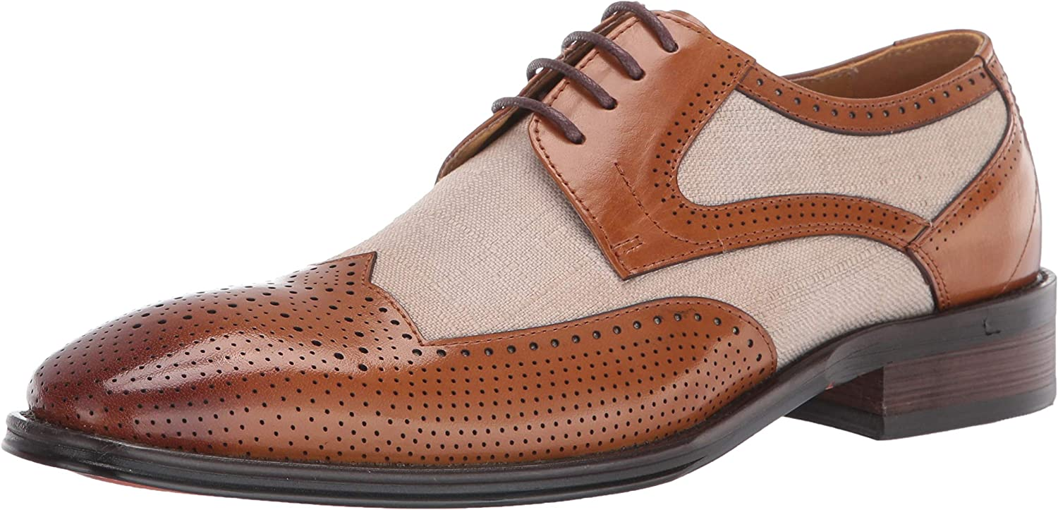 Quantity limited Tucson Mall STACY ADAMS Men's Harrison Wingtip Oxford