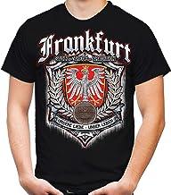 Für Immer Frankfurt Männer und Herren T-Shirt | Sport Fuss