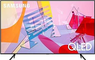 SAMSUNG 75 Inches Q60T QLED 4K Smart TV (2020), Black, QA75Q60TAUXZN