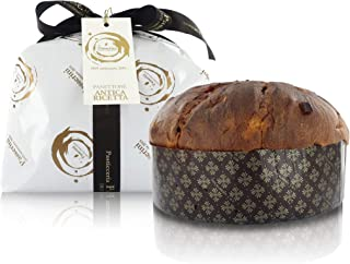 Classic Italian Panettone, Traditional Recipe of Milan's Christmas Fruit Cake, Passerini Since 1919-2.2 lb/35 ¼ oz/1kg