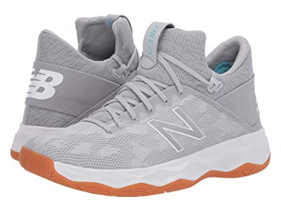 New Balance FREEZBv2 Lacrosse (Grey/White) Men