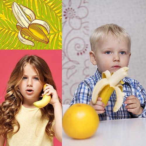 Bananen-Foto-Collage