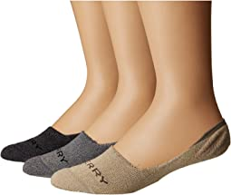 Luxe Cushioned Liners 3-Pack