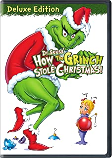 Dr. Seuss': How the Grinch Stole Christmas