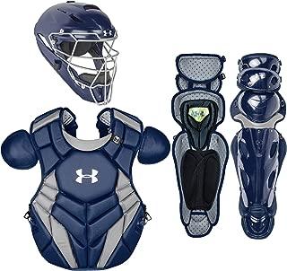 Under Armour UA Pro 4 NOCSAE Intermediate Baseball Catcher's Package