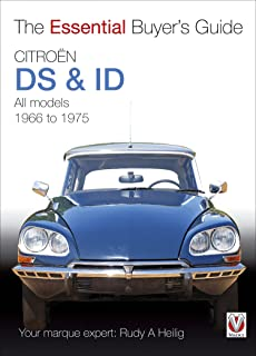 Citroën ID & DS - The Essential Buyer's Guide