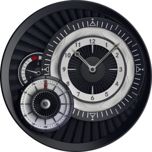 Jet Fighter Watch Face