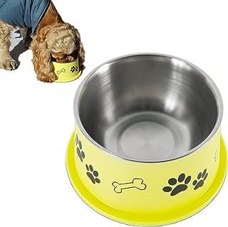 basset hound bowls