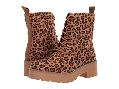 Dirty Laundry Mazzy (Tan Cheetah) Women