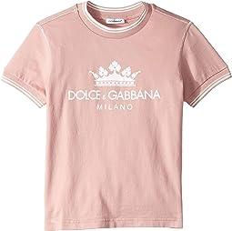 D&G Sport Graphic T-Shirt (Little Kids)