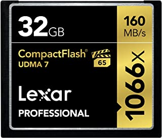 LEXAR MEDIA Lexar CFカード 32GB 1066倍速 UDMA7 【並行輸入品】