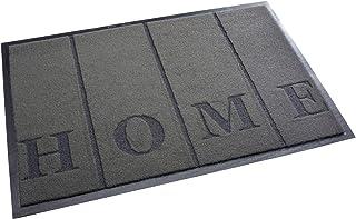 acerto 30212 Alfombrilla antisuciedad Premium Home Gris 40x60cm * Extremadamente Resistente * Exterior e Interior * A Prue...
