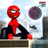 Ultimate Spider-Stickman Rope Hero
