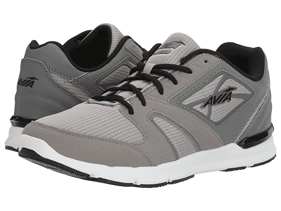 Avia Avi-Edge (Frost Grey/Steel Grey/Black) Men