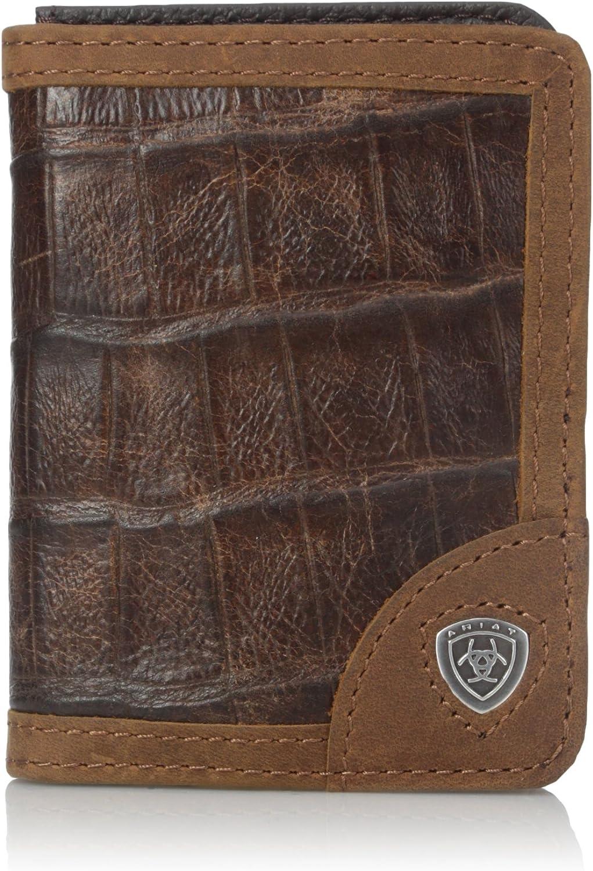 Ariat Ariat Ariat Men's Gator Print Bi, braun, One Größe B00IJWOX0E 52a371