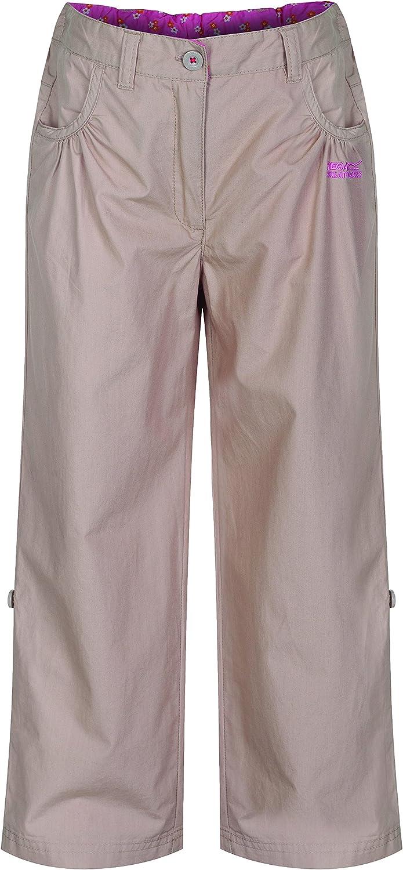 Regatta Pantalon Fille Jeu pour enfants Beige Beige  Moccasin 26Inch