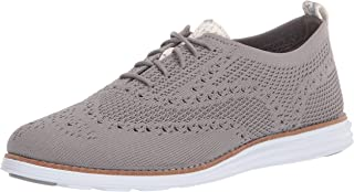 Cole Haan Women's Og Grd Stchlt WNG Ox: Ironstone Knit Oxford