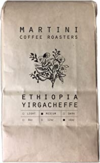 Fresh Roasted Coffee - Ethiopia Yirgacheffe - Whole Bean Coffee - 16oz