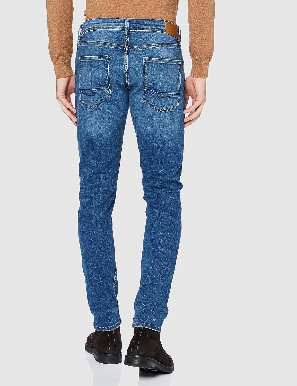 Esprit Jeans Homme 902/Blue Medium Wash