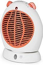 Orbegozo FH5570 Calefactor, 2000 W, Naranja