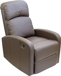 Astan Hogar Confort Sillón Relax con Reclinación Manual,