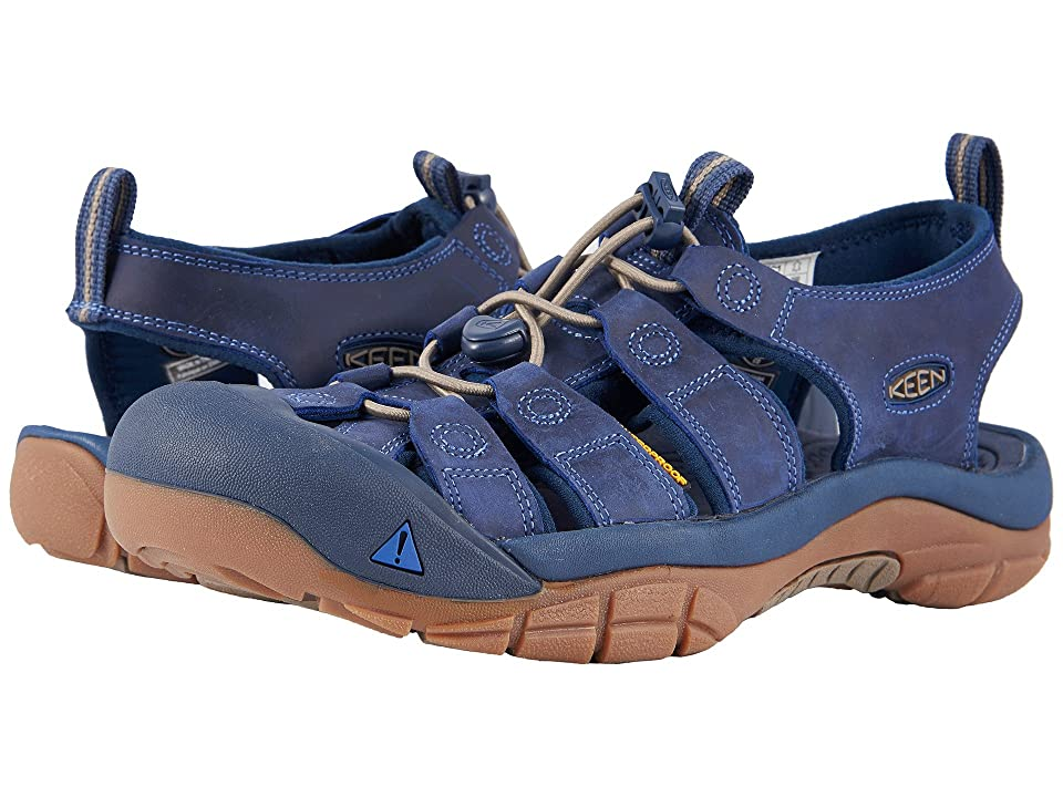 Keen Newport (Yankee Blue/Dress Blues) Men