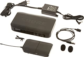 Shure BLX14/CVL Lavalier Wireless System with CVL Lavalier Microphone, H9