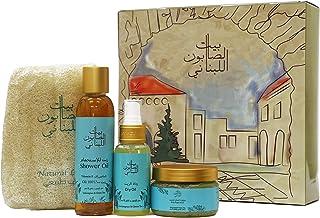 Bayt Al Saboun Al Loubnani Lemongrass & Green Tea Kit, 2249