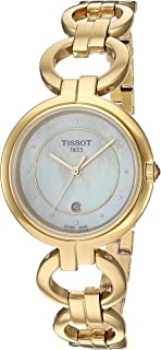 TISSOT FLAMINGO DIAMANT T094.210.33.116.00 Reloj de Pulsera para mujeres