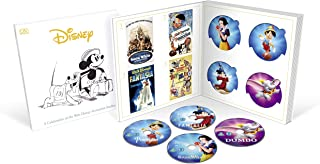 Disney Classics Complete Collection (57 Disc Collection) - BD [Blu-ray] [2020] [Region Free] UK IMPORT