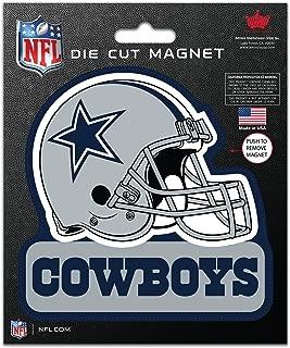NFL Dallas Cowboys Die Cut Magnet, 5 x 6-inches
