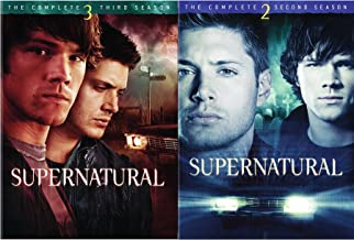 Supernatural Complete Second and Third Season 2-Boxed Set Bundle