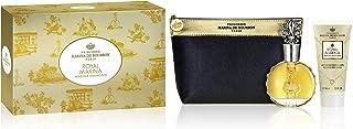 Royal Marina Diamond by Princesse Marina De Bourbon for Women - 3 Pc Gift Set 3.4oz EDP Spray, 3.3oz Body Lotion, Pouch