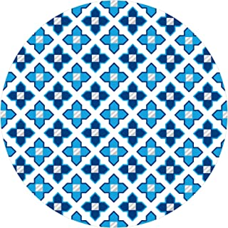 Jonathan Adler WallPops WPD0174 Carnaby Dot Decals, Blue