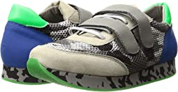 Whoosh Velcro Strap Sneakers with Mesh Detail (Little Kid/Big Kid)