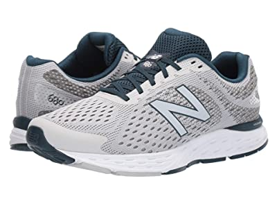 New Balance 680v6 (Summer Fog/Supercell) Men