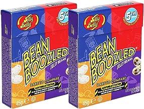 Jelly Belly - Bean Boozled Recambio X2 - 16 sabores (45 g)