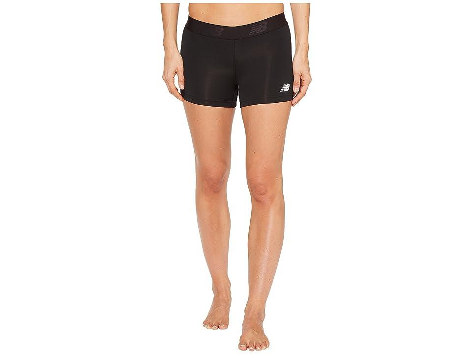 New Balance Accelerate Hot Shorts (Black) Women