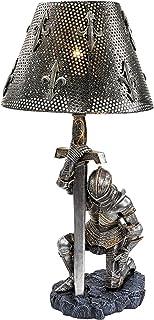Design Toscano At Battle's End Sculptural Lamp