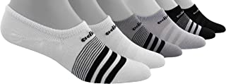 adidas Women's Super No Show Climate Socks (6-Pair)