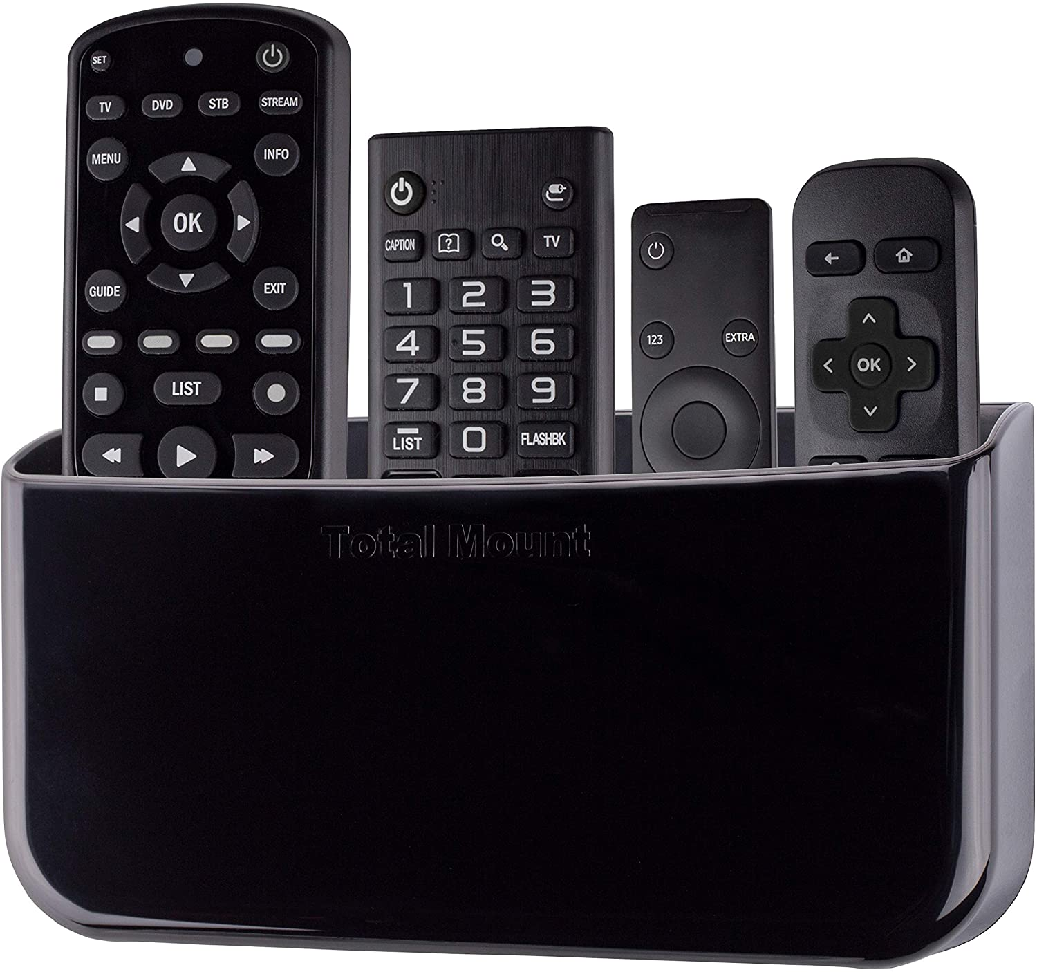TotalMount Hole-Free Remote Holder $14.99 Coupon