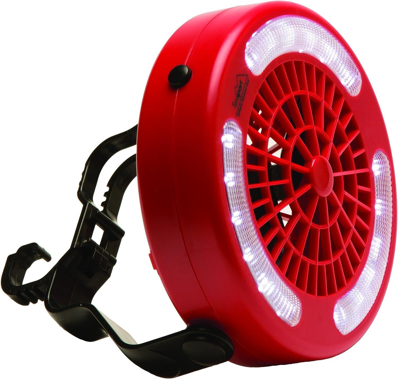 Texsport Mini Camping Fan Light Combo