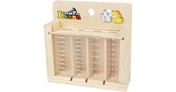 Build a Coin Bank Kids Project Kit Hangzhou Great Star Industrial Co . Create and Learn Coin Bank