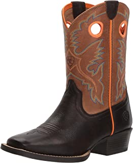 ARIAT Kids' Heritage Roughstock Western Boot