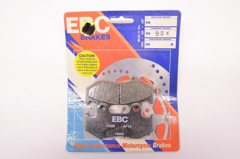EBC Brakes FA92X X-Series Max 55% OFF Brake Carbon Pad Special price