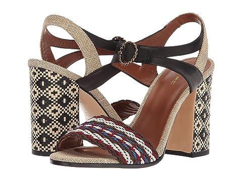 EtroBlock Heel Sandal XRvwJEw