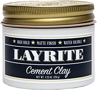 Layrite Cement Clay, 4.25 oz