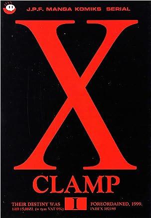 X Clamp (Tom 1) - Clamp [KOMIKS]