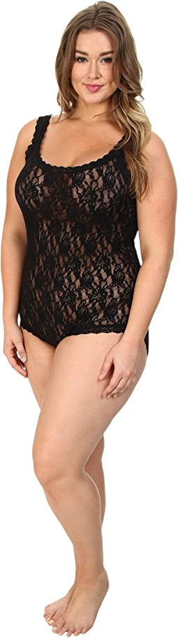 Hanky Panky - Plus Size Signature Lace Bodysuit