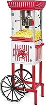 Nostalgia CCP399 Popcorn popper, 2.5-Ounce, Red